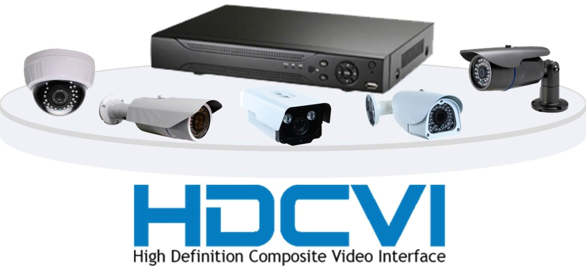 מצלמות DAHUA HD CVI